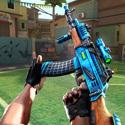 MaskGun Multiplayer FPS - Shooting Gun Games icon