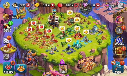 Monster Legends: Breed, Collect and Battle screenshot 6