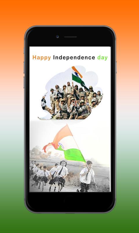 Independence Day Frame screenshot 4
