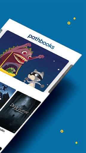 Pathbooks - Interactive Audiobooks and Stories скриншот 2