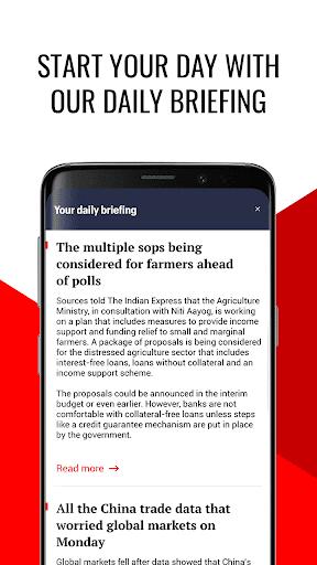 India News, Headlines & epaper - Indian Express 5 تصوير الشاشة