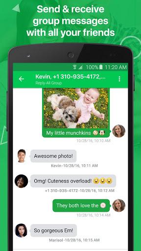 textPlus: Free Text & Calls screenshot 3