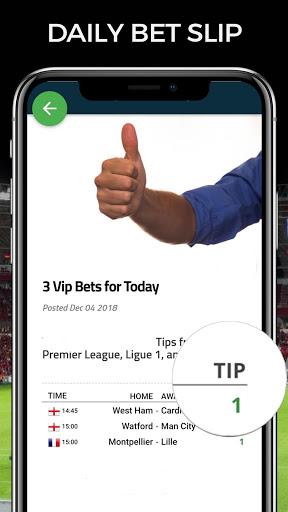 Football AI: Bet Picks & Soccer Predictions screenshot 1