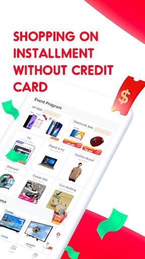 Akulaku — Shop On Installment Without Credit Card 1 تصوير الشاشة