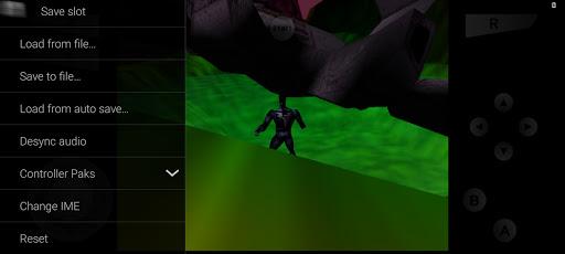 M64Plus FZ Emulator screenshot 3