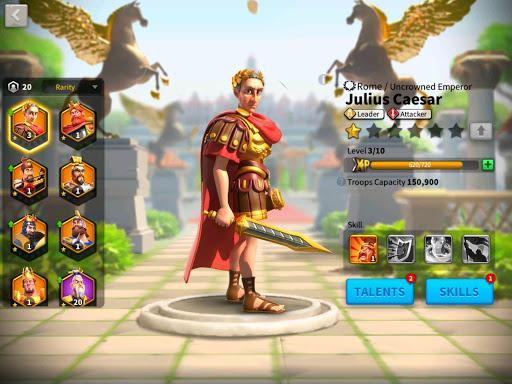 Rise of Kingdoms: Lost Crusade 14 تصوير الشاشة