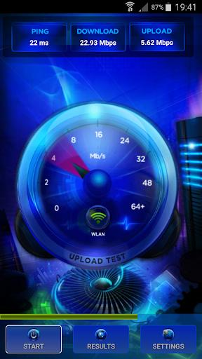 Internet Speed Test 2 تصوير الشاشة