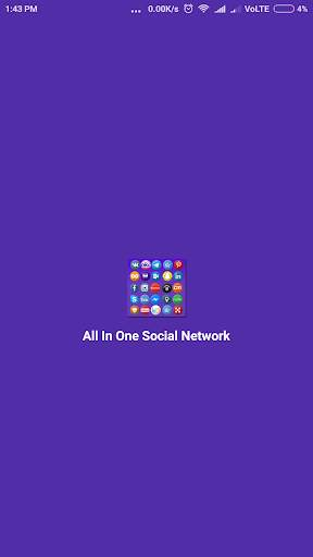 All in one social media network pro screenshot 1