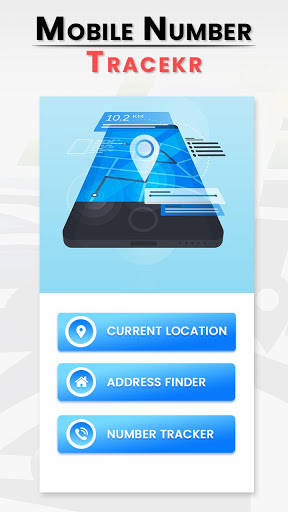 Mobile Number Tracker And Locator screenshot 1