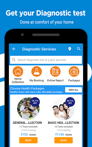 SastaSundar - Genuine Medicine Lab Test Doctor App screenshot 2