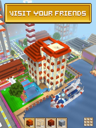 Block Craft 3D: Building Simulator Games For Free screenshot 3