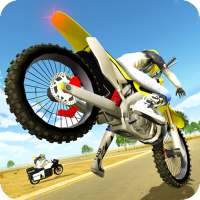 Moto Extreme 3D on 9Apps