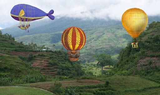 Flying World Live Wallpaper 15 تصوير الشاشة