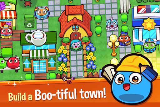 My Boo Town - Cute Monster City Builder screenshot 2