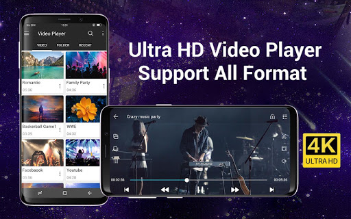 Video Player All Format for Android screenshot 9