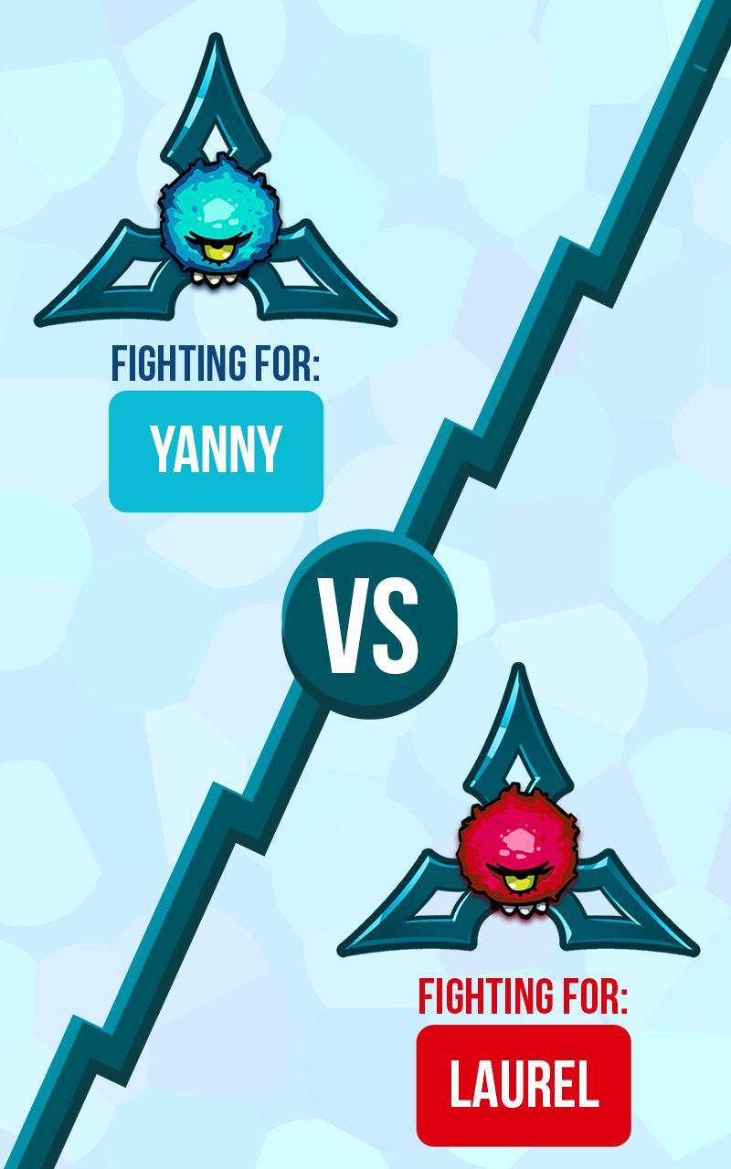 Yanny vs. Laurel - The biggest battle of the… EAR 4 تصوير الشاشة