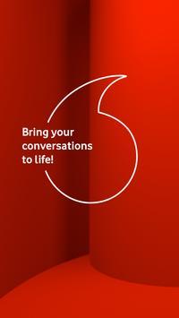 Vodafone Call  & Message  1 تصوير الشاشة