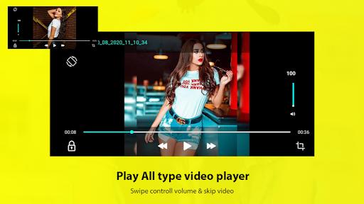 Zili video player screenshot 2