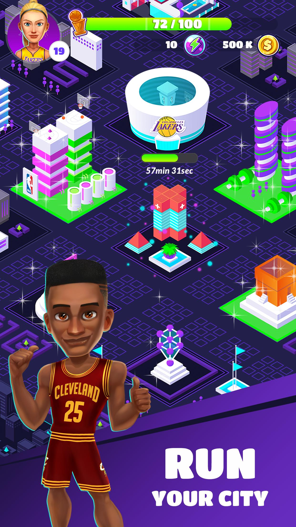 NBA Life 2 تصوير الشاشة