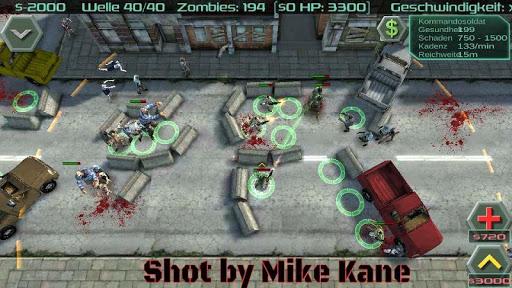 Zombie Defense 12 تصوير الشاشة