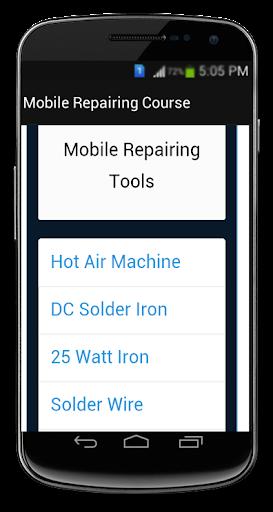 Mobile Repairing screenshot 2