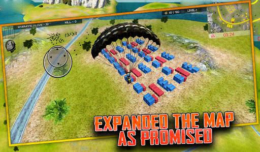 Free survival: fire battlegrounds screenshot 3