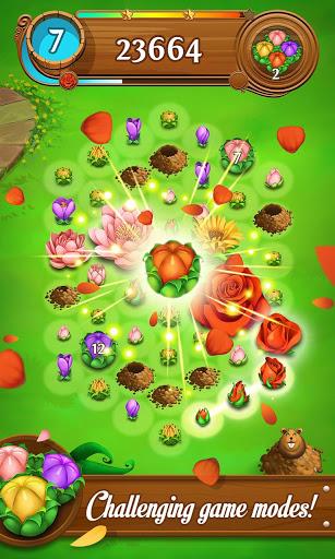 Blossom Blast Saga 2 تصوير الشاشة
