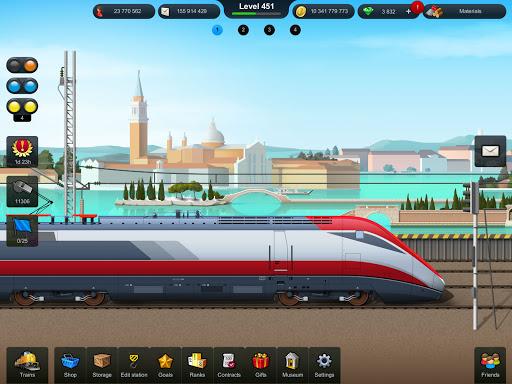 Train Station: ट्रेन भार परिवहन सिम्युलेटर स्क्रीनशॉट 7