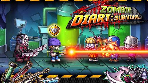 Zombie Diary screenshot 1