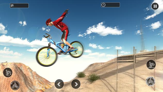 Bicycle Freestyle Stunt Master screenshot 7
