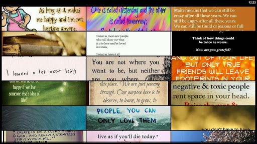Inspirational Quotes Free 8 تصوير الشاشة