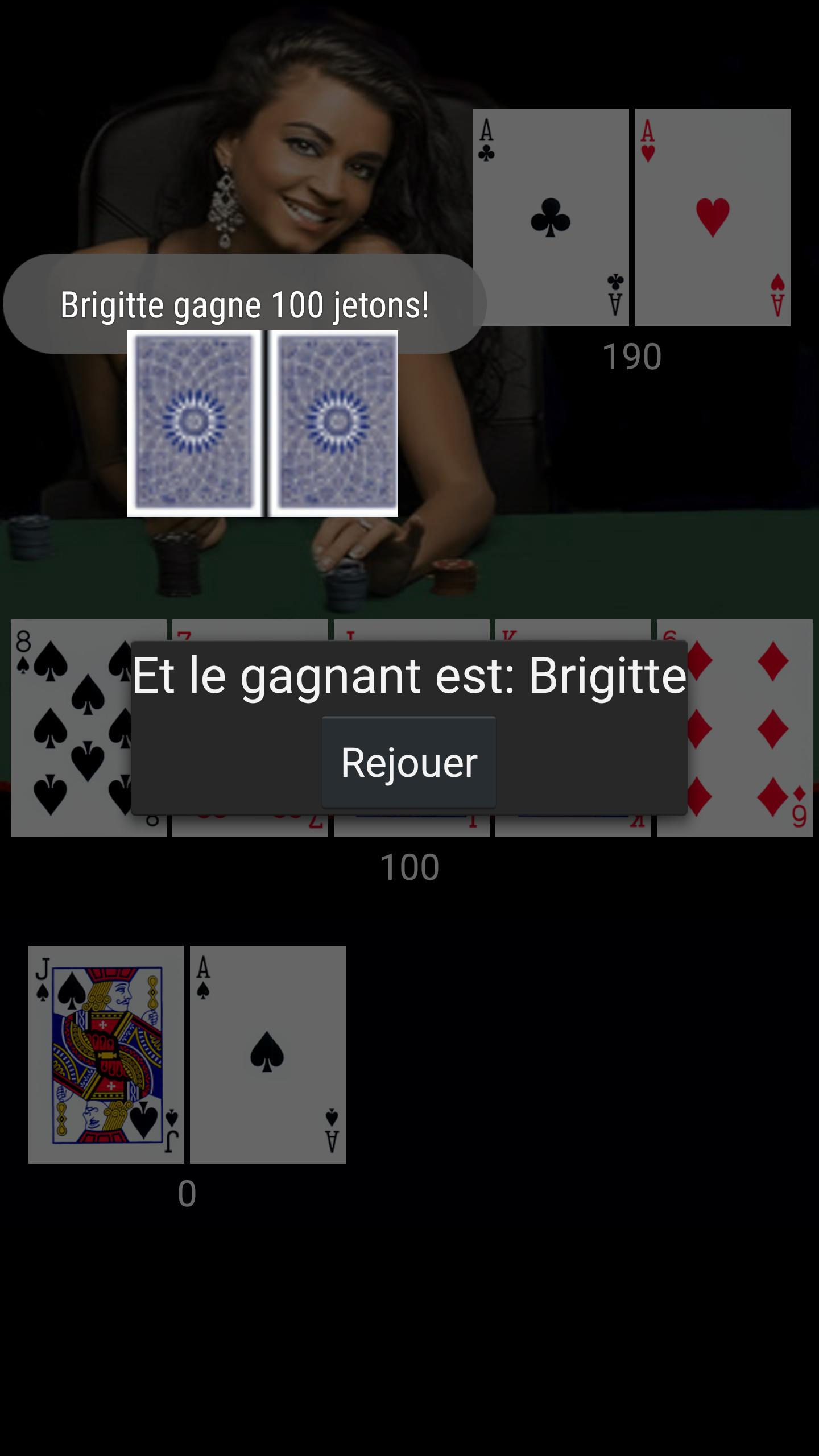 Poker Face 5 تصوير الشاشة