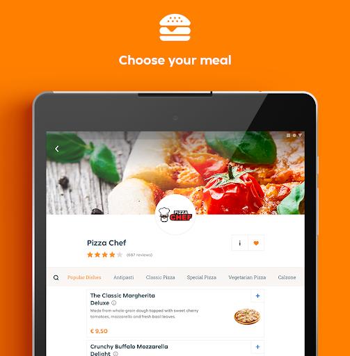 pizza.de | Food Delivery screenshot 9