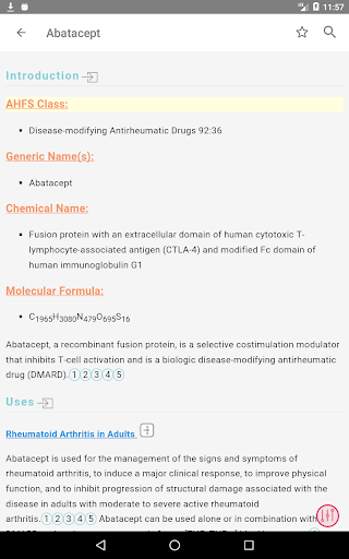 AHFS Drug Information (2020) screenshot 10