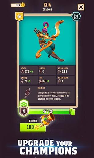 Triumph of Legends screenshot 6