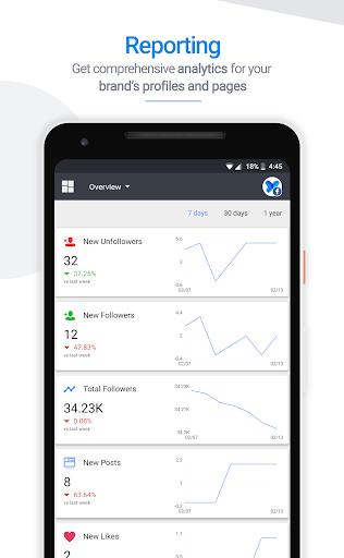 Statusbrew: Social Media Tools screenshot 5