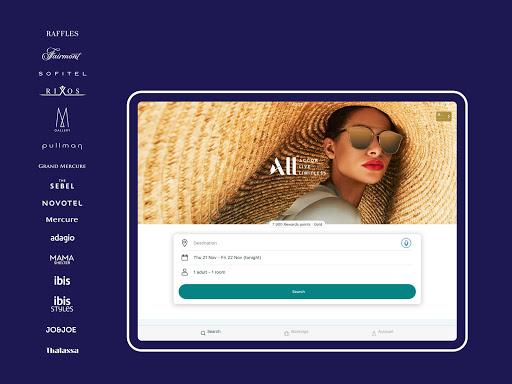 Accor All - Hotel booking screenshot 6