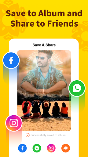 Noizz - video editor, video maker photos with song screenshot 6
