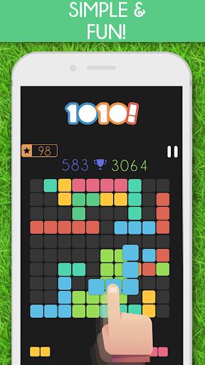 1010! Block Puzzle Game 4 تصوير الشاشة