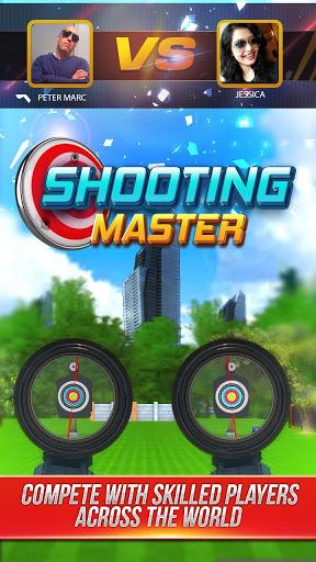 Shooting Master 3D : free shooting games screenshot 1