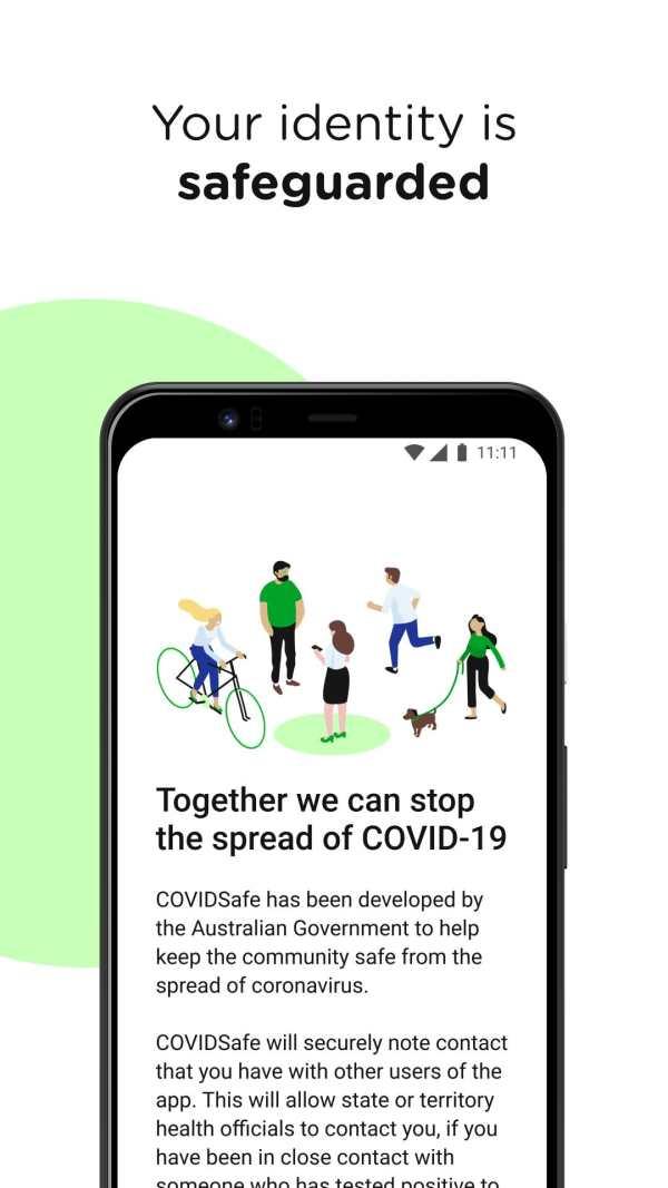 COVIDSafe screenshot 3