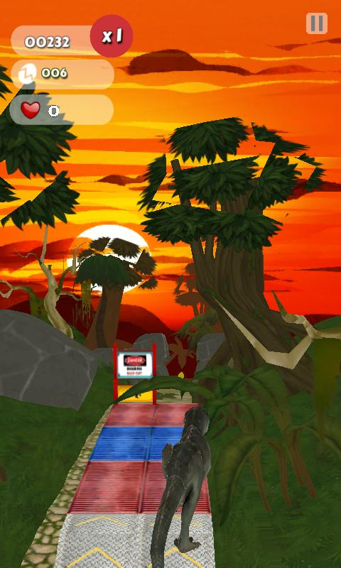 Jurassic Planet -Dinosaur Game 3 تصوير الشاشة