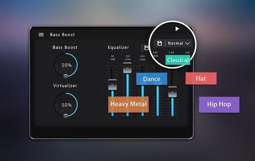 Bass Booster & Equalizer screenshot 7