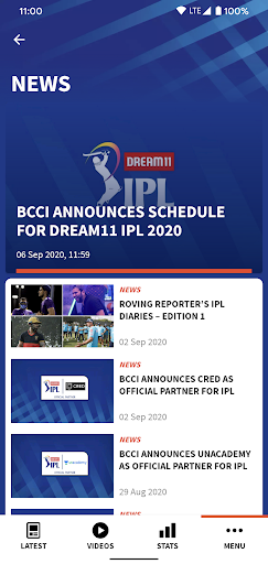 IPL 2020 स्क्रीनशॉट 3