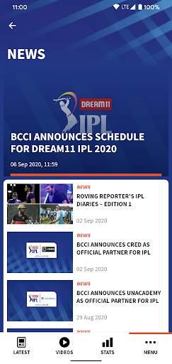 IPL 2020 screenshot 3