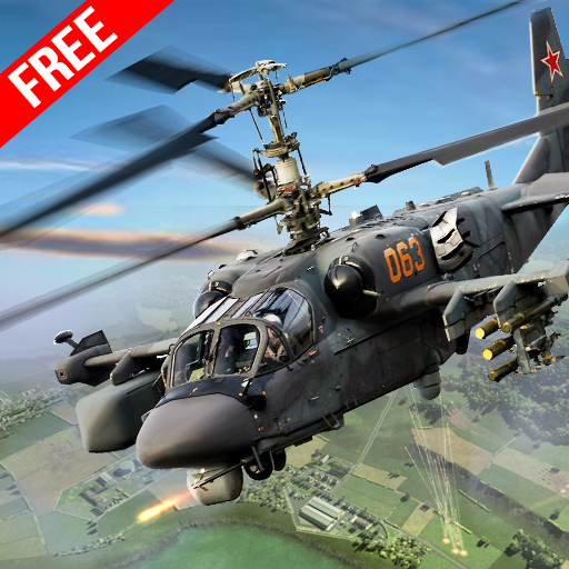Army Gunship Helicopter Games 3D: Joycity Battle icon