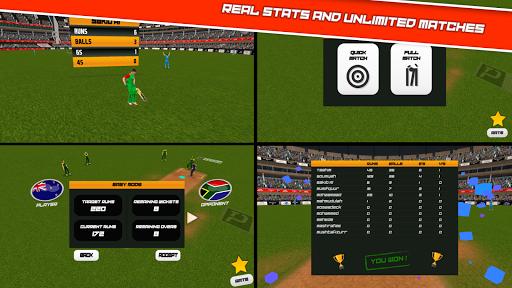 Cricket Superstar League 3D screenshot 2