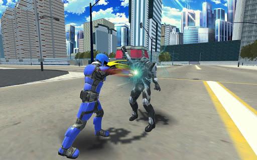 Super Light Speed Robot Superhero: Speed Hero 3 تصوير الشاشة