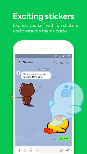 LINE: Free Calls & Messages screenshot 2