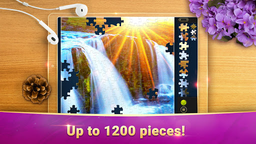 Magic Jigsaw Puzzles - Puzzle Games screenshot 11